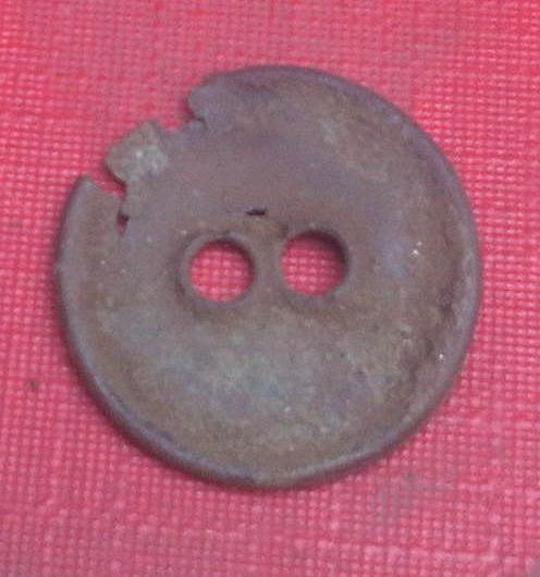 Copper Button